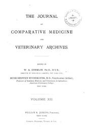 The Journal of Comparative Medicine and Veterinary Archives