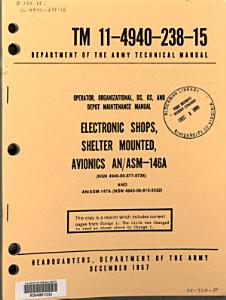 Operator  Organizational  DS  GS  and Depot Maintenance Manual Book