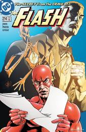 The Flash (1987-) #214