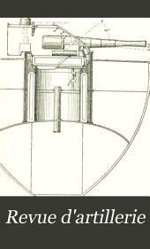 Revue d'artillerie: Volume36