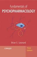Fundamentals of Psychopharmacology PDF