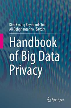 Handbook of Big Data Privacy PDF
