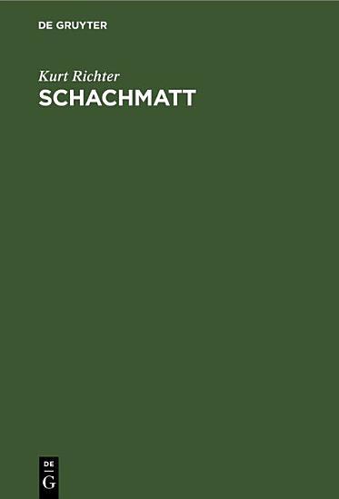 Schachmatt PDF