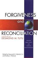 Forgiveness   Reconciliation PDF