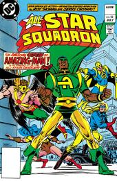 All-Star Squadron (1981-) #23