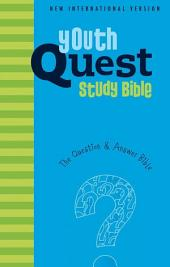 NIV, Youth Quest Study Bible, eBook: The Question and Answer Bible
