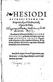 Epigrammata. Selectorum Graecis Scriptoribus Epigrammatum Centuriae duae