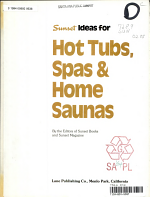 Sunset Ideas for Hot Tubs  Spas   Home Saunas PDF