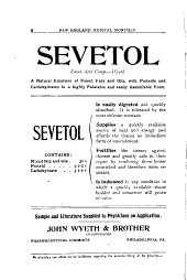 New England Medical Monthly: Volume 27, Issue 3