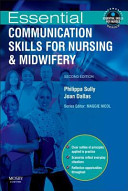 Essential Communication Skills for Nursing and Midwifery PDF