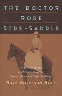 The Doctor Rode Side-saddle