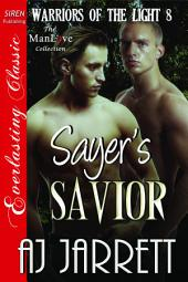 Sayer's Savior [Warriors of the Light 8]
