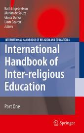 International Handbook of Inter-religious Education