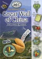 The Mystery on the Great Wall of China  Beijing  China  PDF