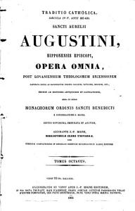 Sancti Aurelii Augustini  Hipponensis Episcopi  Opera omnia PDF