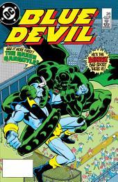 Blue Devil (1984-) #26