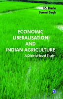 Economic Liberalisation and Indian Agriculture PDF