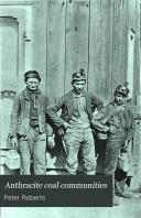 Anthracite Coal Communities