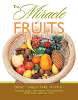 The Miracle of Fruits PDF