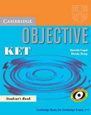 Objective KET Pack  Student s Book and KET for Schools Practice Test Booklet without answers with Audio CD  PDF