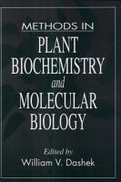 Methods in Plant Biochemistry and Molecular Biology PDF