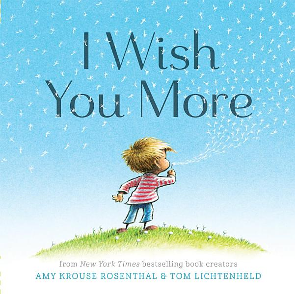 Download I Wish You More Book