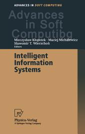 Intelligent Information Systems: Proceedings of the IIS'2000 Symposium, Bystra, Poland, June 12–16, 2000