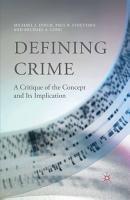 Defining Crime PDF