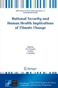 National Security and Human Health Implications of Climate Change PDF