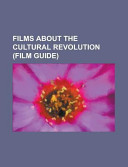 Films about the Cultural Revolution PDF