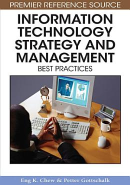 Information Technology Strategy and Management  Best Practices PDF