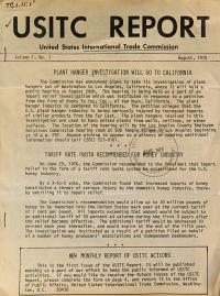 USITC Report PDF