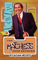 The Matchless Gene Rayburn  Hardback