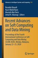 Recent Advances on Soft Computing and Data Mining