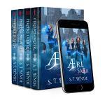 The Ære Saga Boxed Set (Books 1-4)