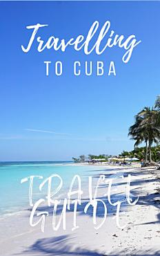 Cuba Travel Guide 2017 PDF