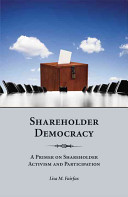 Shareholder Democracy