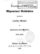 Vierundzwanzig Bücher allgemeiner Geschichten, besonders der Europäischen Menschheit: Band 3