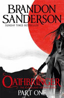 Oathbringer Part One Book