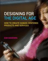 Designing for the Digital Age PDF