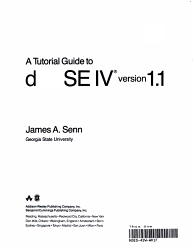 A Tutorial Guide to DBase IV Version 1 1 PDF