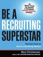 Be a Recruiting Superstar PDF