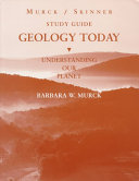 Geology Today  Study Guide PDF