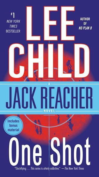 Download Jack Reacher  One Shot Book