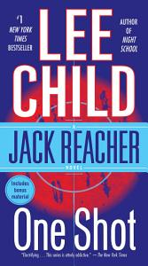 Jack Reacher  One Shot Book
