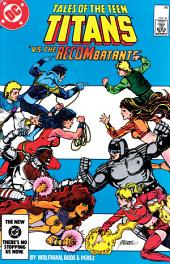 Tales of the Teen Titans (1984-) #48