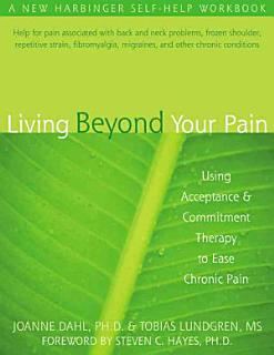 Living Beyond Your Pain Book