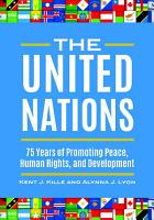 The United Nations  75 Years of Promoting Peace  Human Rights  and Development PDF