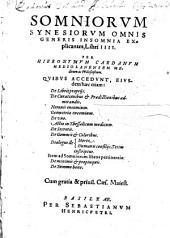 Opera quaedam lectu digna nempe de libris propriis ...