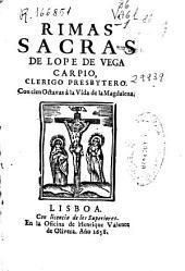 Rimas sacras